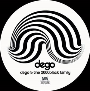 "Dego & The 2000black Family - The Way It Should Be 12"" - Vinylhouse"