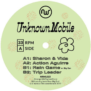 "Unknown Mobile ‎– Sharon & Vida 12"" - Vinylhouse"