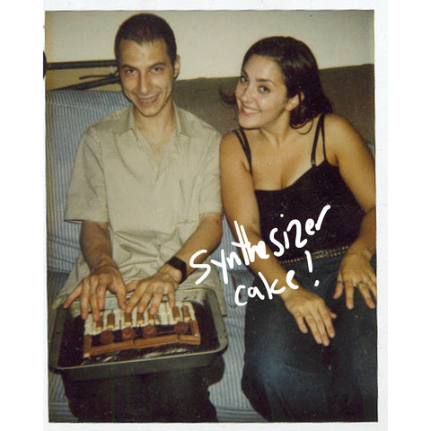 Levon Vincent ‎– The Synthesizer Cake EP