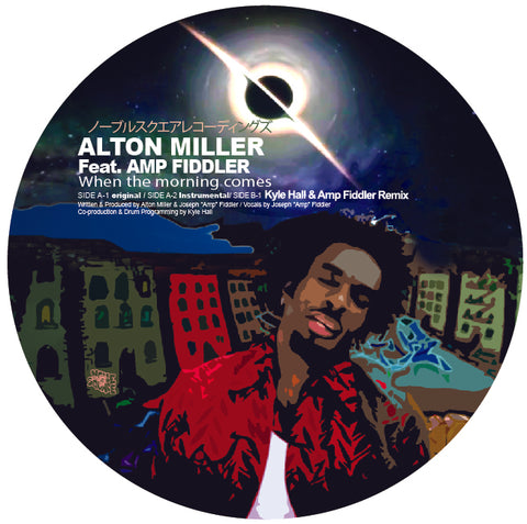"Alton Miller & Amp Fiddler - When The Morning Comes 12"" - Vinylhouse"