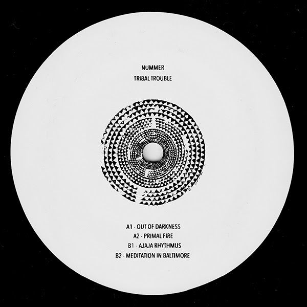 "Nummer - Tribal Trouble 12"" - Vinylhouse"