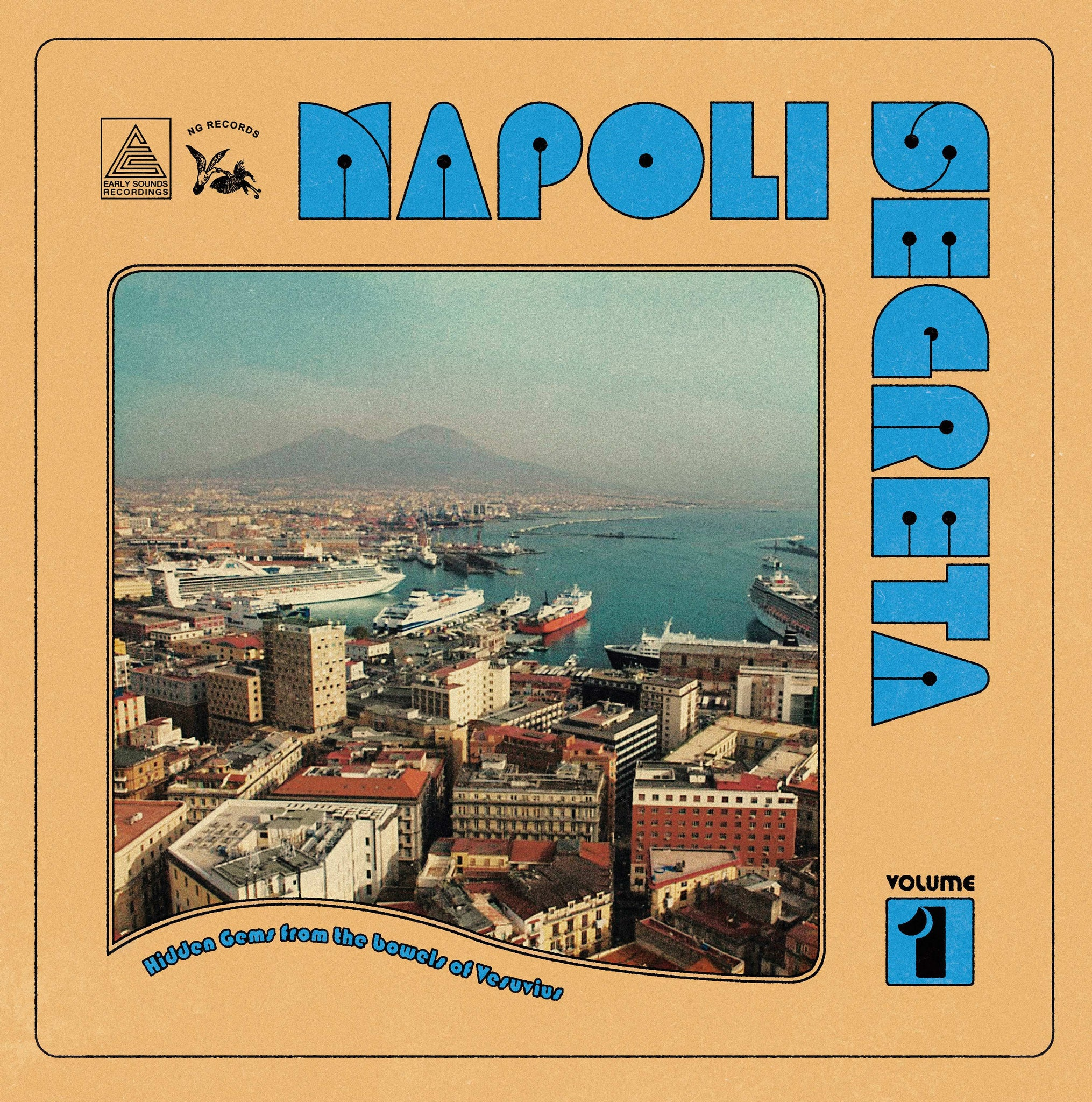 V/A‎– Napoli Segreta Volume 1 LP