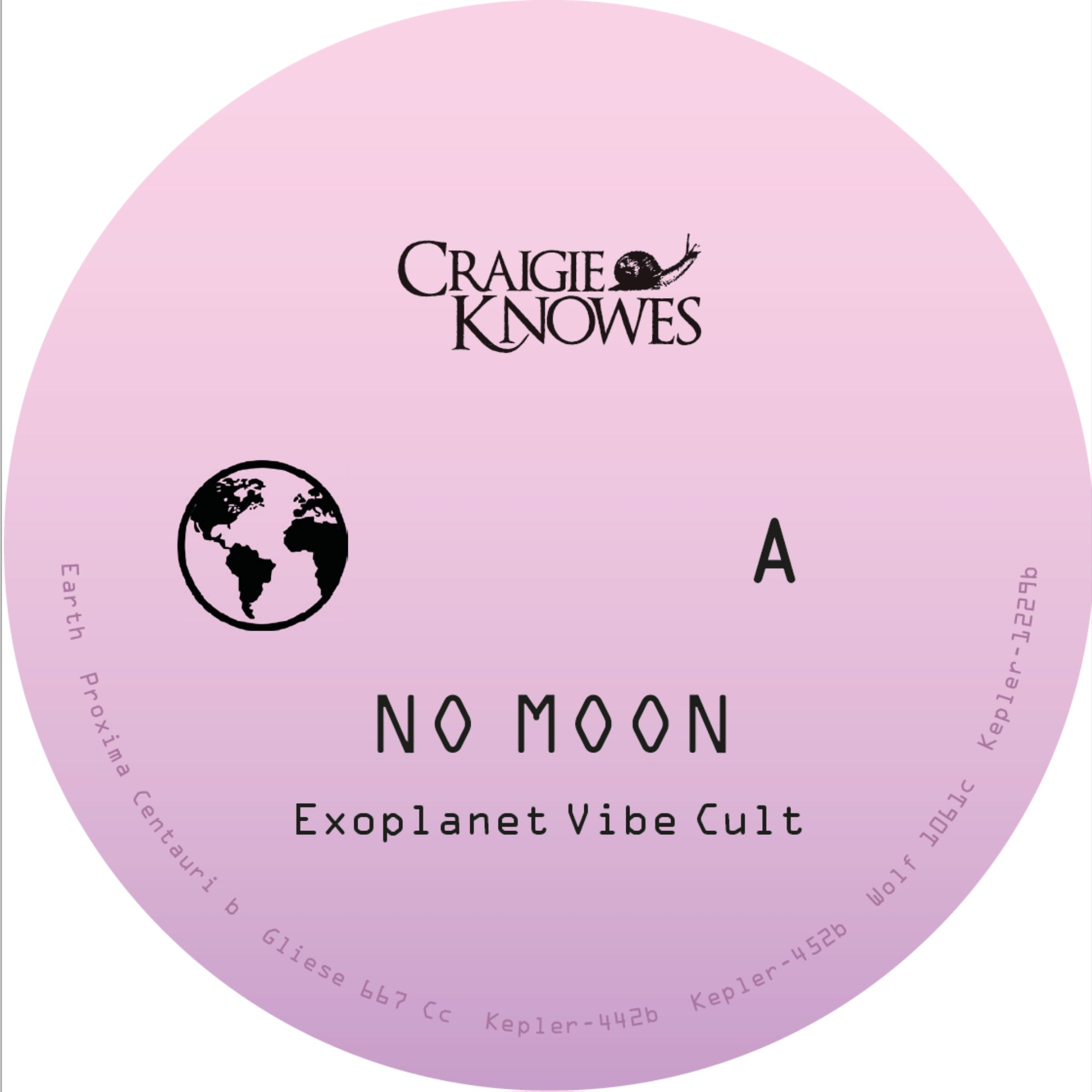 No Moon ‎– Infinite Dreamz EP - Vinylhouse