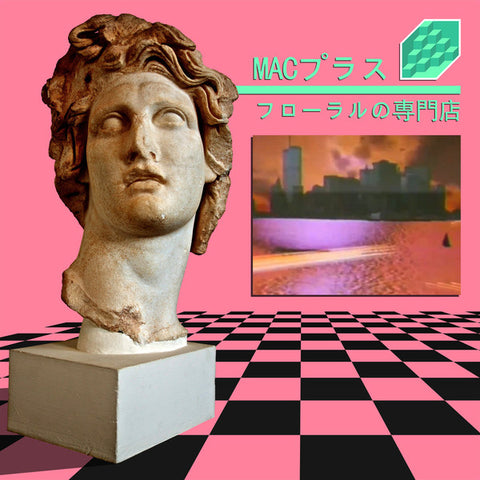 Macintosh Plus - Floral Shoppe LP - Vinylhouse