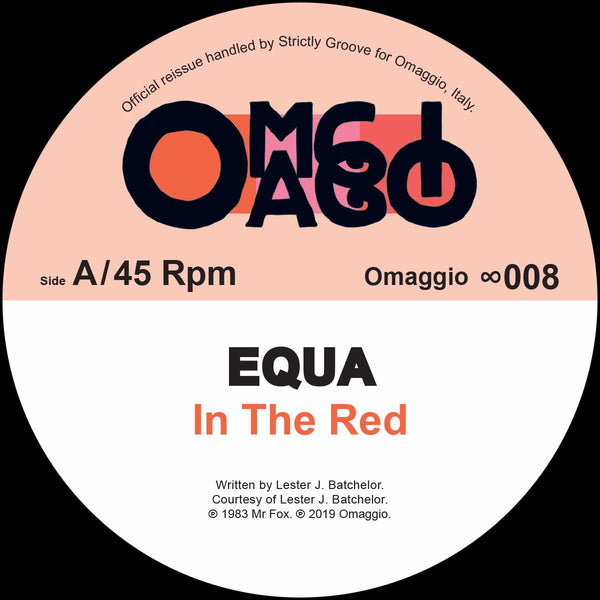 Equa ‎– In The Red 12""