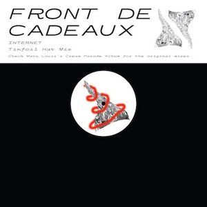 Front De Cadeaux / Too Smooth Christ - Creme Parade Remixes 12""