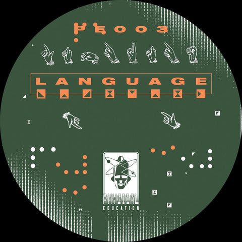 Language ‎– I Can't Stop / Underwater 12""