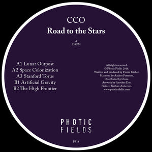 "CCO - Road to the Stars 12"" - Vinylhouse"