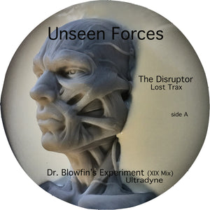 V/A - Unseen Forces 12""