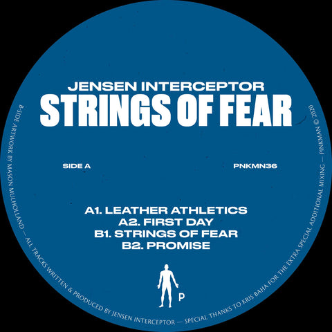Jensen Interceptor - Strings Of Fear 12""