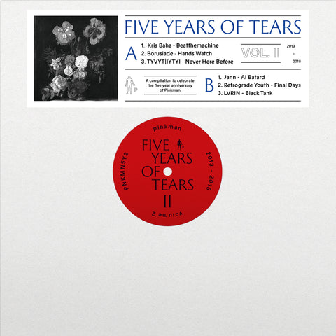 V/A‎ – Five Years Of Tears Vol. 2
