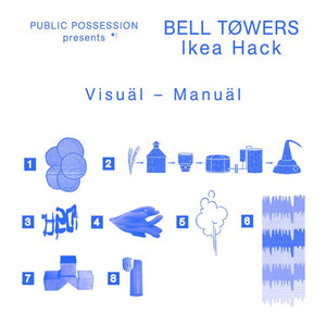 "Bell Towers ‎– Ikea Hack 12"" - Vinylhouse"