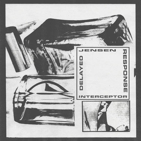 "Jensen Interceptor – Delayed Response 12"" - Vinylhouse"