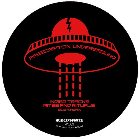 Indigo Tracks ‎– Rites And Rituals 12""