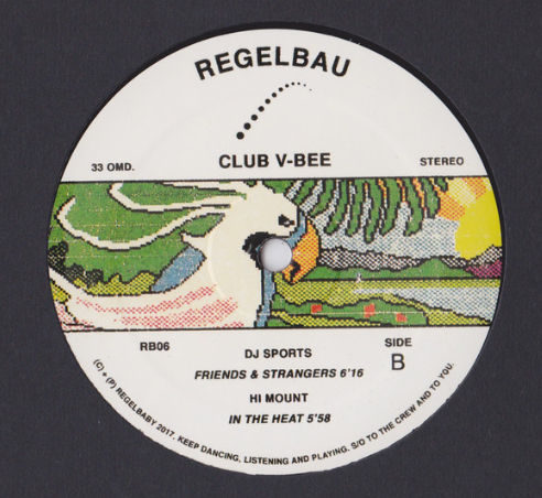 Various ‎– Club V-Bee 12""