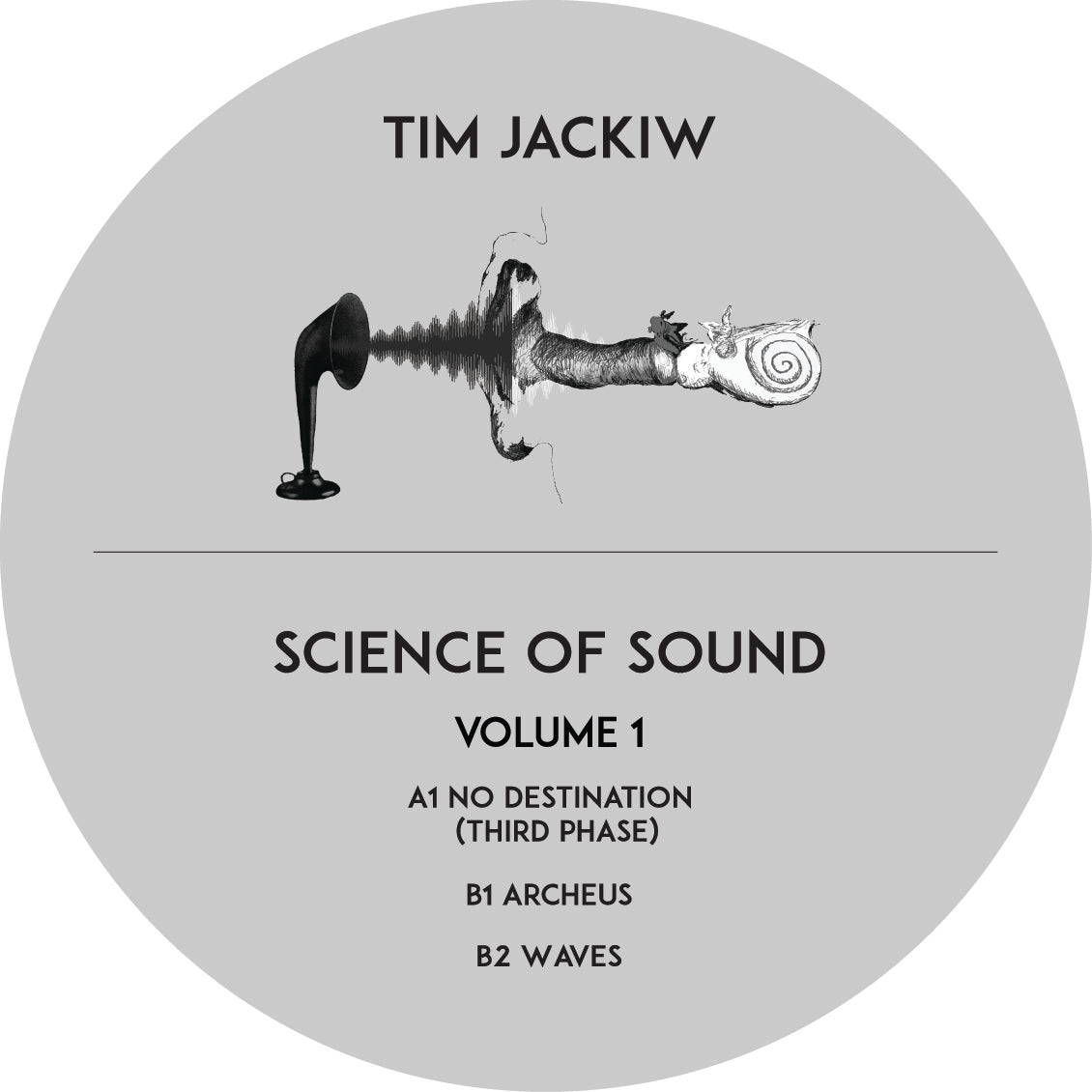 Tim Jackiw ‎– Science Of Sound 12""