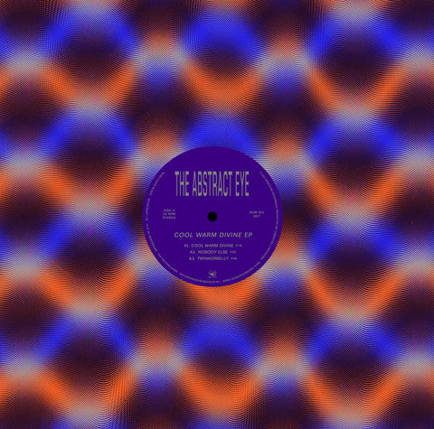 "The Abstract Eye ‎– Cool Warm Divine EP 12"" - Vinylhouse"