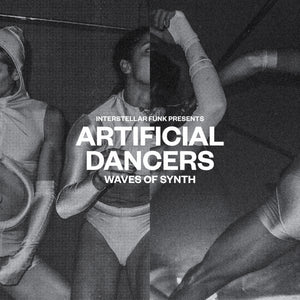 Interstellar Funk ‎– Artificial Dancers - Waves Of Synth DoLP