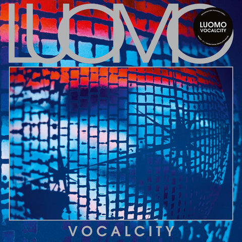 Luomo ‎– Vocalcity 3LP