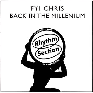 "FYI Chris ‎– Back In The Millennium 12"" - Vinylhouse"