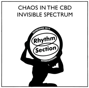 "Chaos In The CBD ‎– Invisible Spectrum 12"" - Vinylhouse"