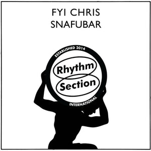 "FYI Chris ‎– Snafubar 12"" - Vinylhouse"