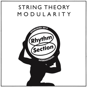String Theory ‎– Modularity 12""