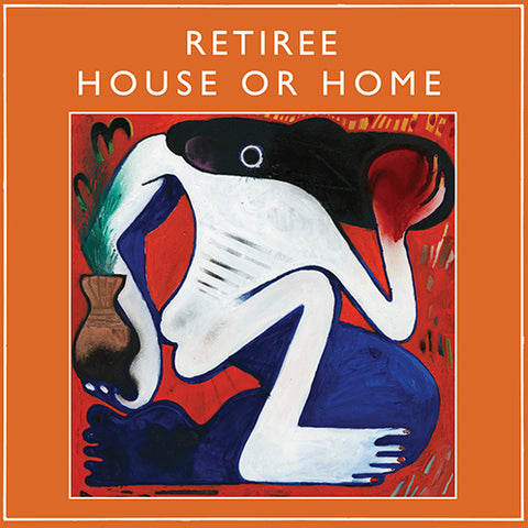 Retiree ‎– House Or Home LP