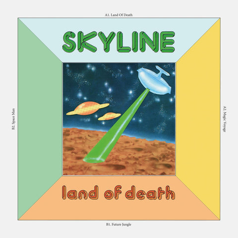 Skyline ‎– Land Of Death 12""