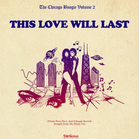 V/A ‎– The Chicago Boogie Volume 2 12""