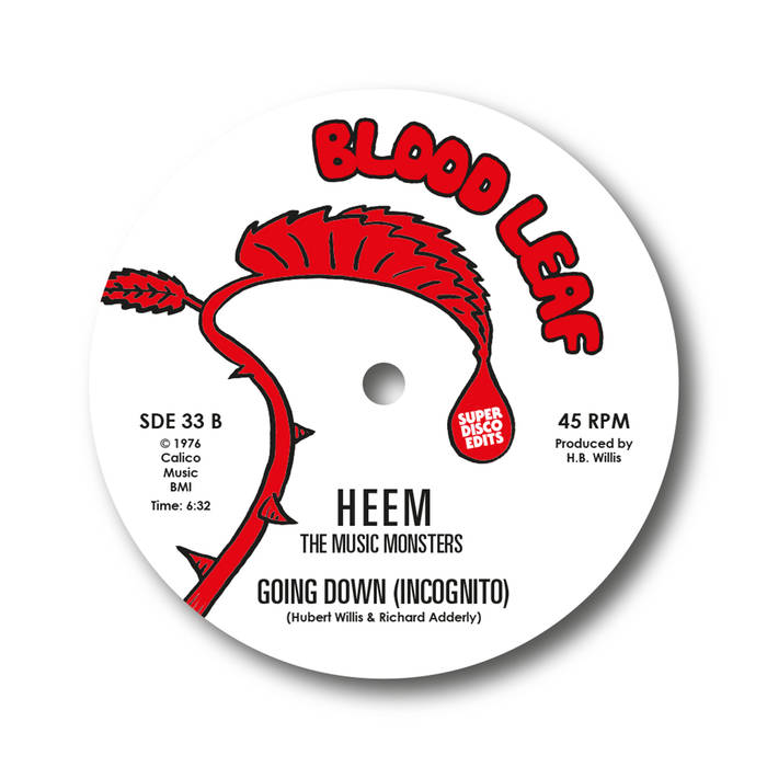 "Heem The Music Monsters ‎– Keep God On Your Side 12"" - Vinylhouse"