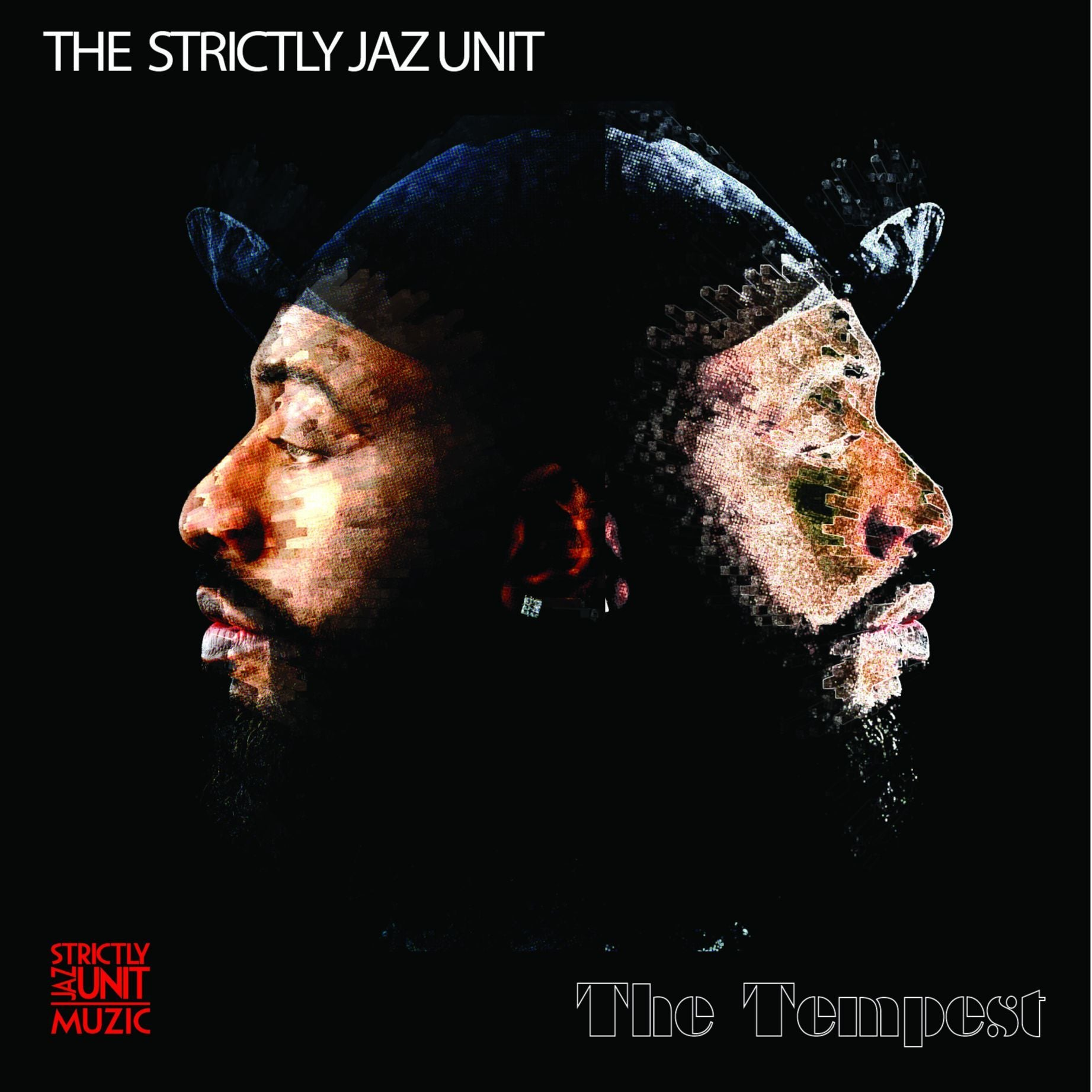 The Strictly Jaz Unit ‎– The Tempest DoLP