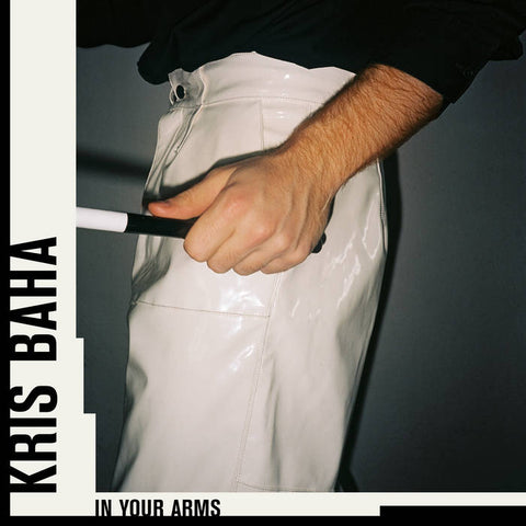 Kris Baha ‎– In Your Arms 12""