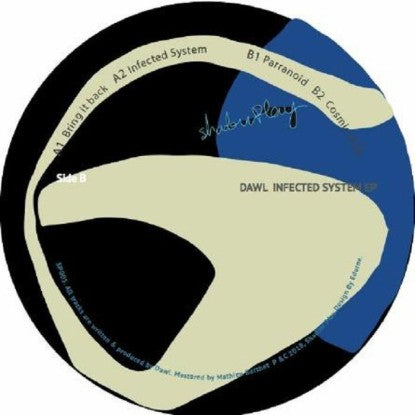 Dawl ‎– Infected System EP - Vinylhouse
