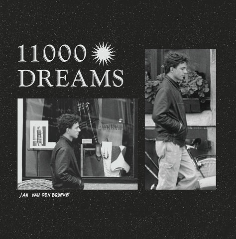 Jan Van den Broeke ‎– 11000 Dreams LP - Vinylhouse