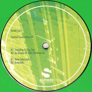 "Derek Carr – Central Connections EP 12"" - Vinylhouse"