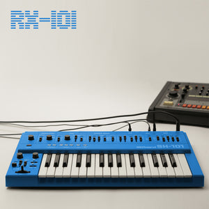 RX-101 ‎– EP 1 12""