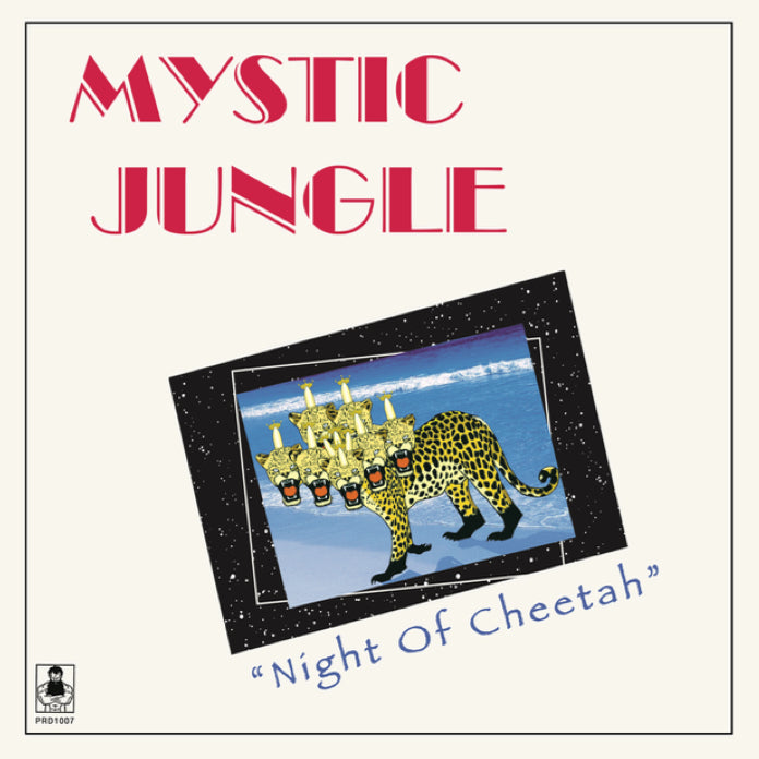 Mystic Jungle ‎– Night Of Cheetah LP - Vinylhouse