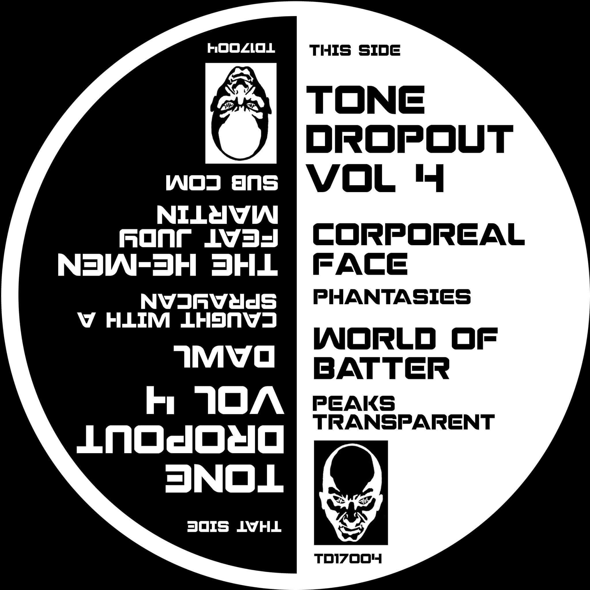 "Various - Tone DropOut Vol. 4 12"" - Vinylhouse"