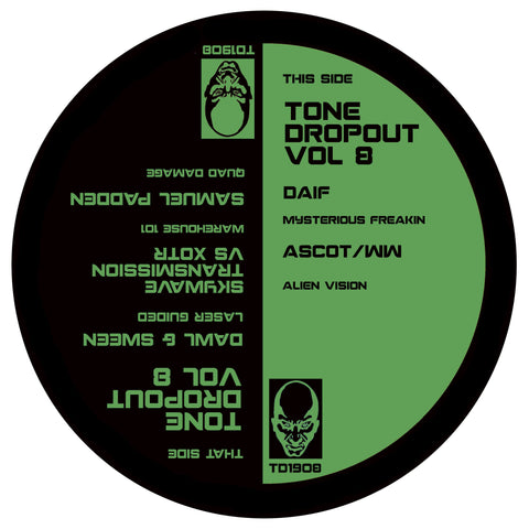 Various - Tone DropOut Vol.8 12""