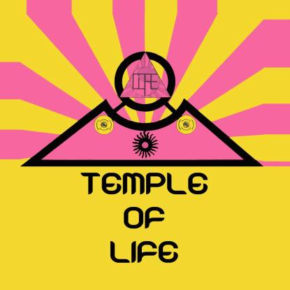 Temple Of Life ‎– EDP 12""