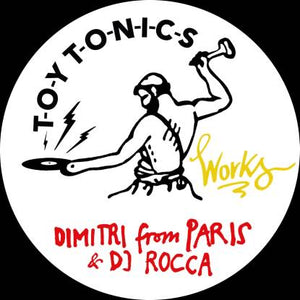 "Dimitri From Paris & DJ Rocca ‎– Works 12"" - Vinylhouse"