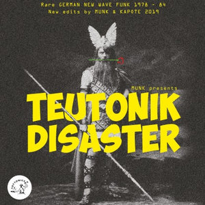 Kapote ‎– Munk Presents Teutonik Disaster DoLP