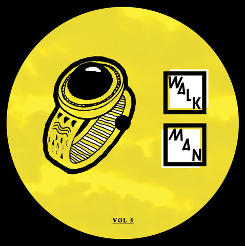 "Doc Daneeka - Walk.Man Vol.3 12"" - Vinylhouse"