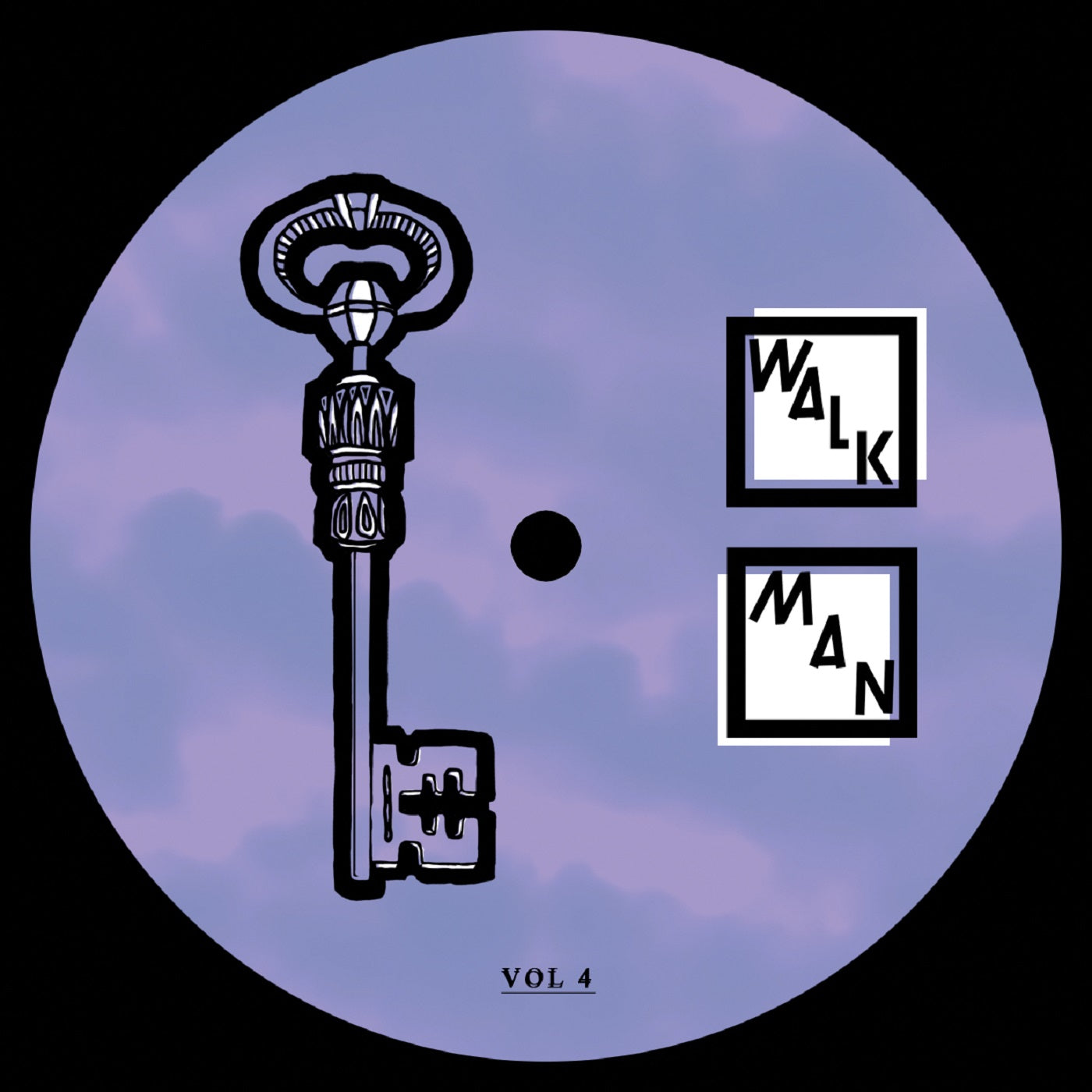 "Doc Daneeka - Walk.Man Vol.4 12"" - Vinylhouse"