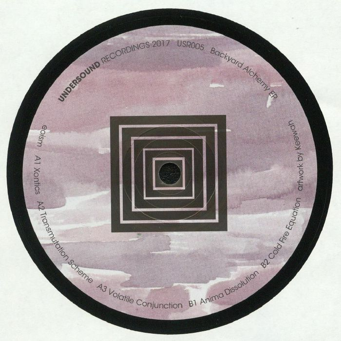 Eoism - Backyard Alchemy EP - Vinylhouse