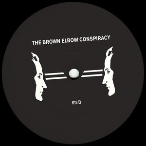 "I-f - The Brown Elbow Conspiracy 12"" - Vinylhouse"
