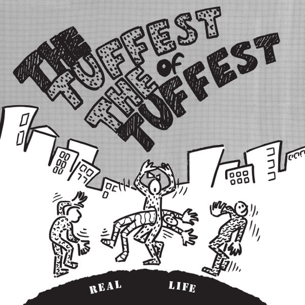 Various ‎– The Tuffest Of The Tuffest DoLP