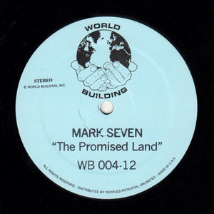 "Mark Seven ‎– The Promised Land 12"" - Vinylhouse"