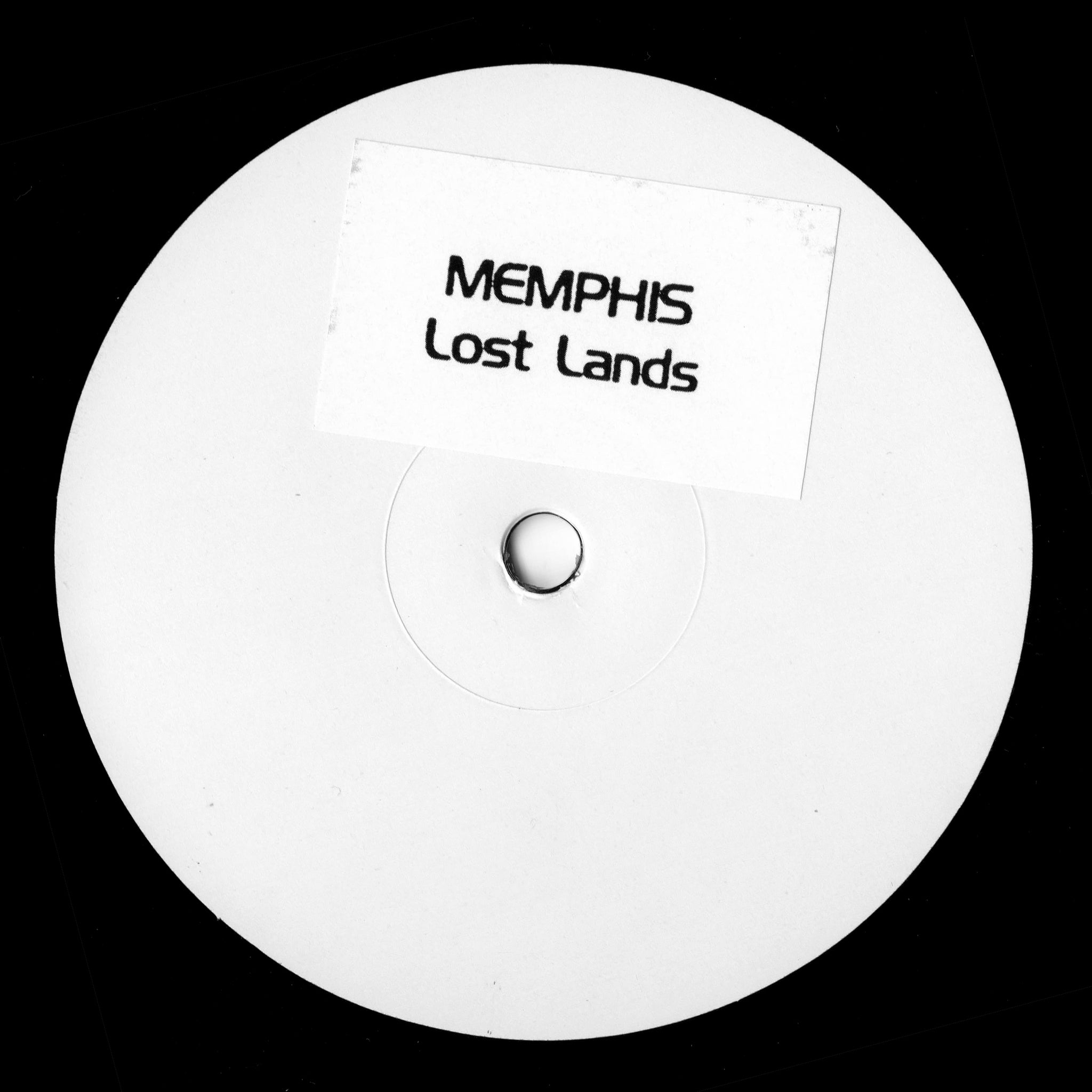 Memphis ‎– Around The World / Lost Lands 12""